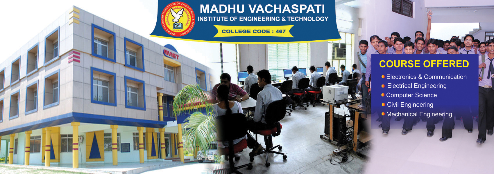 Madhu Vachaspati Institute of Engineering & Technology